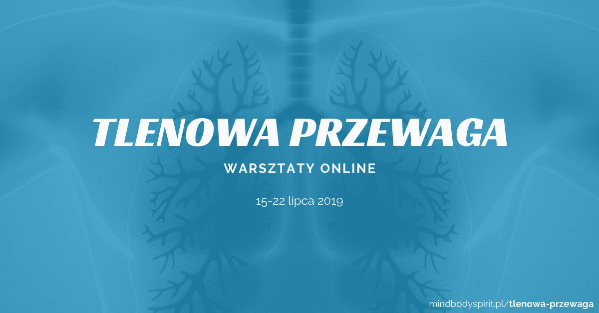Tlenowa Przewaga - Anna Ryczek