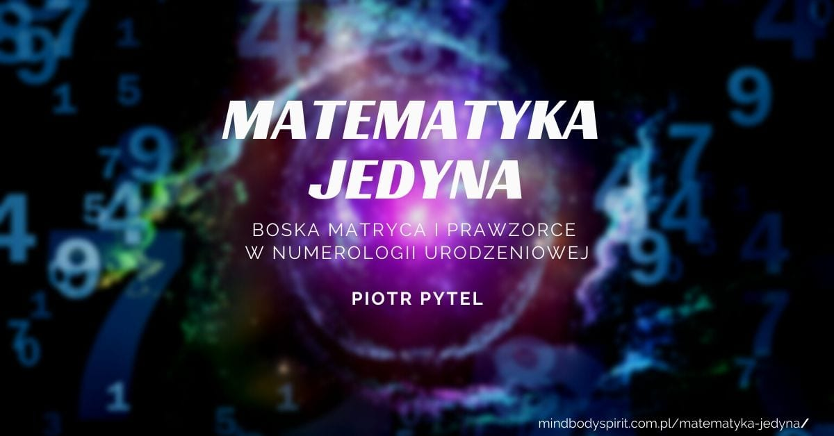Matematyka Jedyna - Piotr Pytel