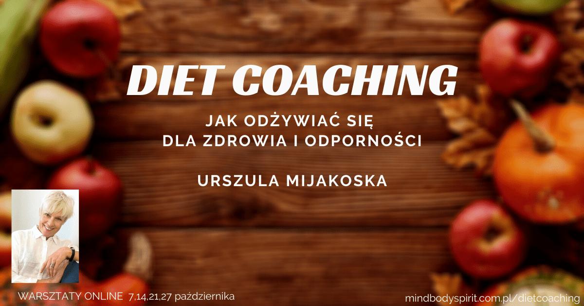 Diet Coaching - strategia na życie dla wiecznie odchudzających się - Urszula Mijakoska