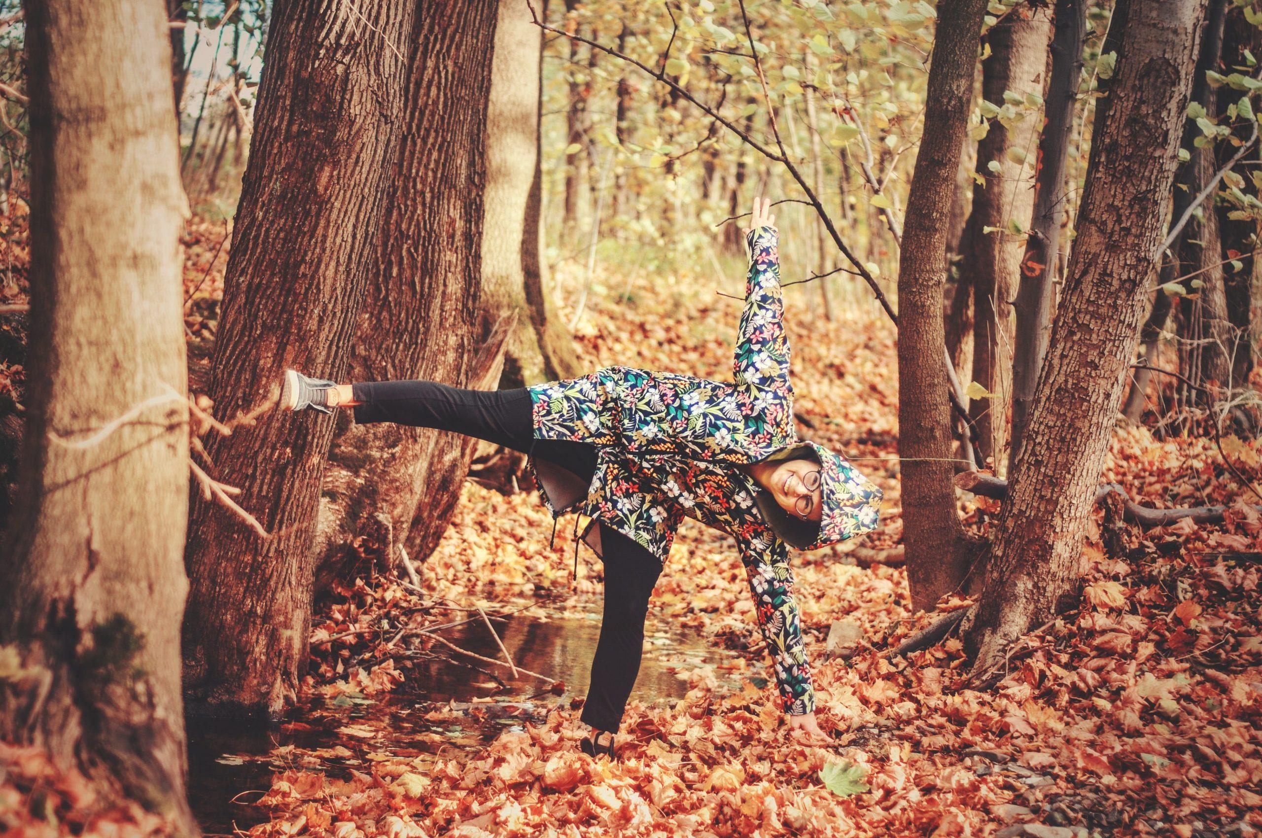 Pracujący kręgosłup + Minuta zmieniająca wszystko - Katarzyna Daniek